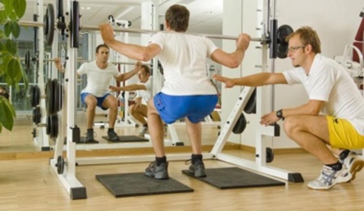 Fitness (© Hotel Lebensquell)