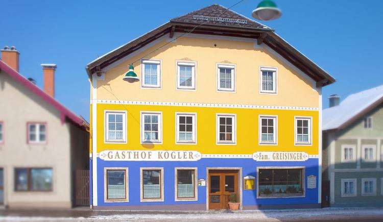 Gasthof Kogler, Frankenmarkt (© Hannes Greisinger)