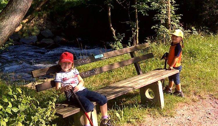 Nordic Walking, Laufstrecke, Aumühle Runde, St. Georgen im Attergau. (© TVB Attersee-Attergau, Andrea Schoßleitner)