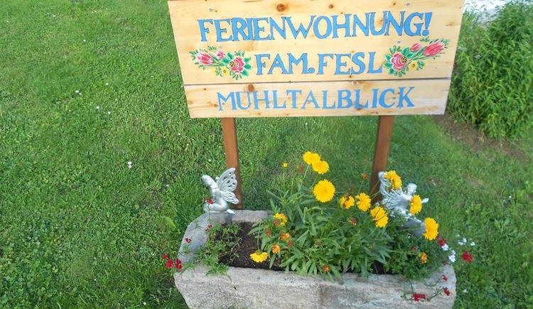 Mühltalblick (© Privat)