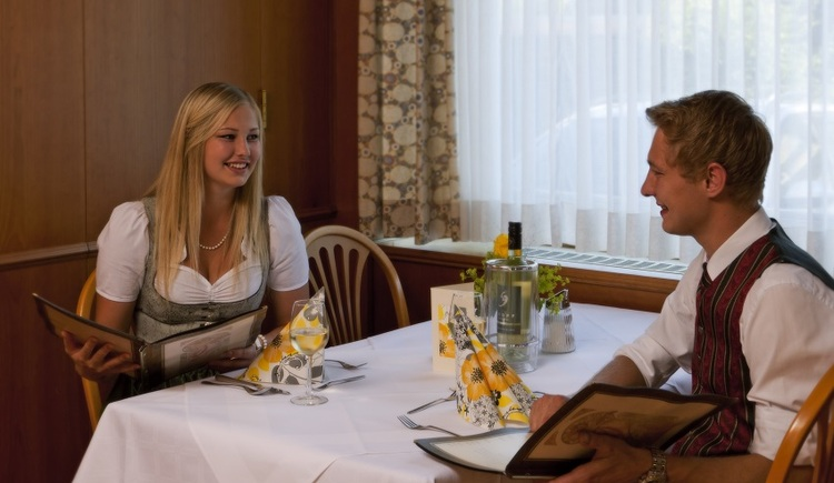 Hallerhof Restaurant 1 (© (c) hallerhof)