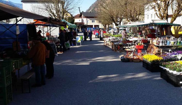 Wochenmarkt2 (© Tourismusbüro Ebensee)