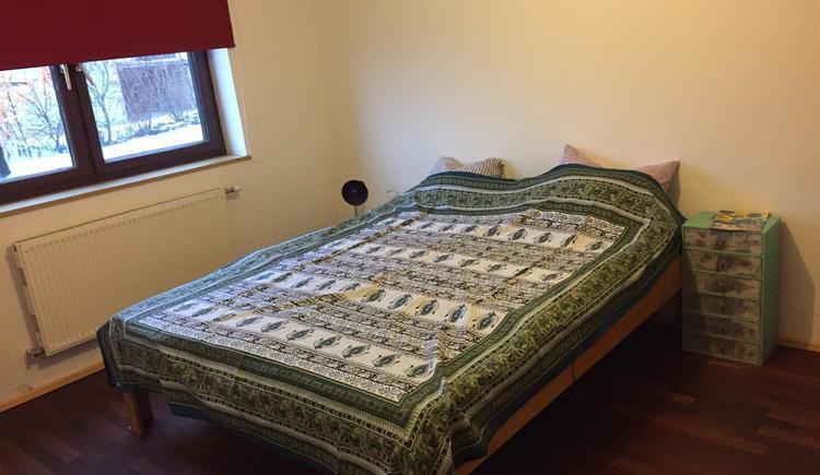 das Schlafzimmer (© Privat)