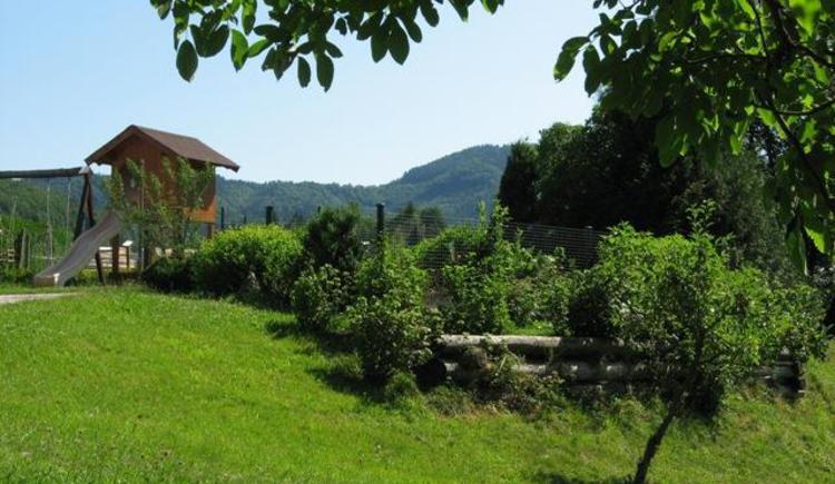 Mühlbauernhof Garten