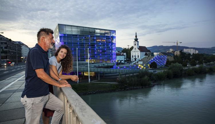 Ars Electronica Center (© Linz Tourismus_Robert Josipovic)
