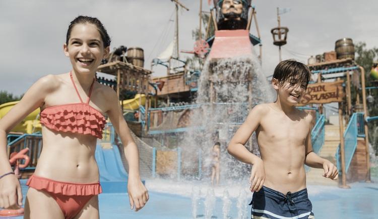 EurothermenResort Bad Schallerbach - Aquapulco: Captain Splash (© Tourismuverband Urlaubsregion Vitalwelt Bad Schallerbach / Robert Maybach)