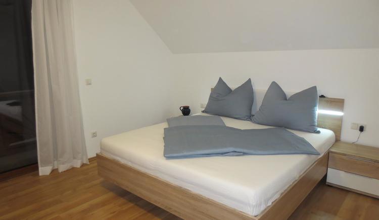 Schlafzimmer FW-Spitzmauer (© GG)