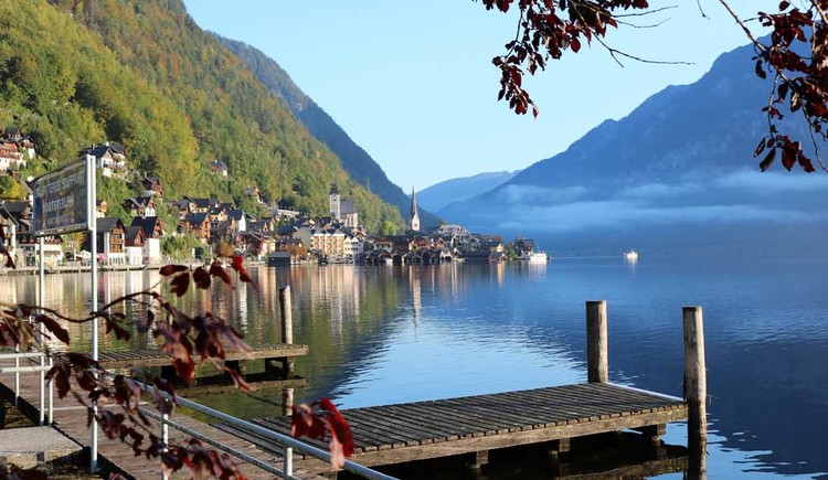 The apartment Arikogel is only a few kilometers from the World Heritage Site Hallstatt.