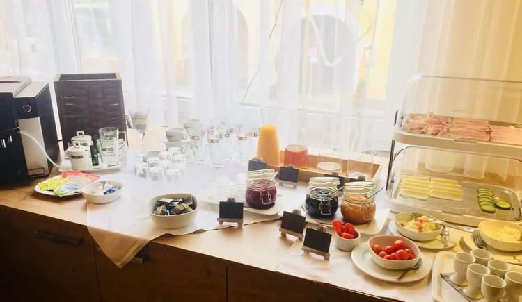 Frühstücksbuffet (© Privat)