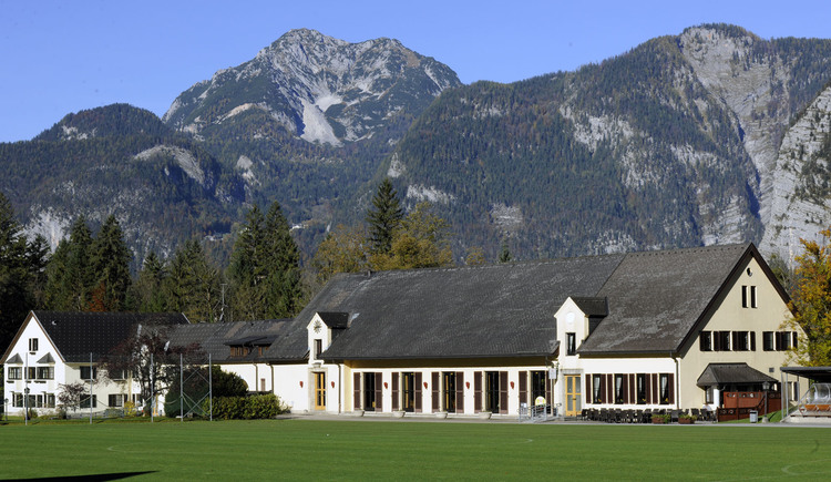 Bundessport- und Freizeitzentrum Obertraun (© BSFZ Obertraun)