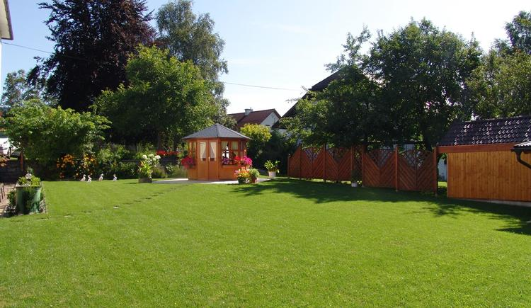 Gartenanlage (© Privat)