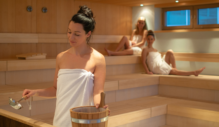 Karibische Saunawelt (© SPA Resort Therme Geinberg)