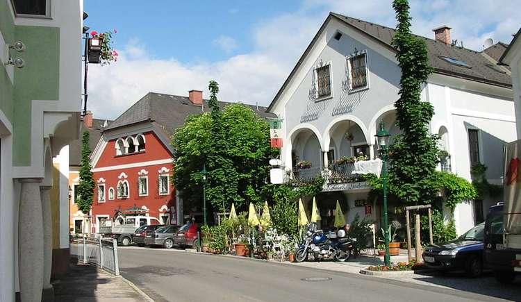 Windischgarsten Ortsteil (© Pyhrn-Priel Tourismus GmbH/Brandstätter)