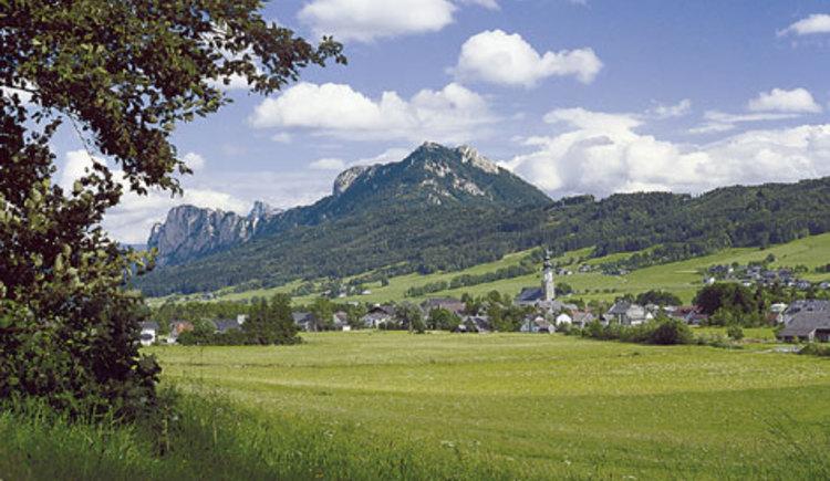 Thalgau, Fuschlseeregion, Salzkammergut.