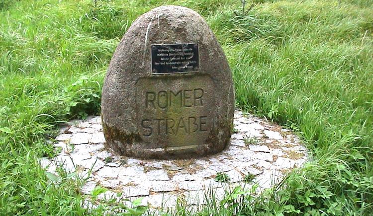 Römerstein. (© Gemeinde Sankt Willibald)