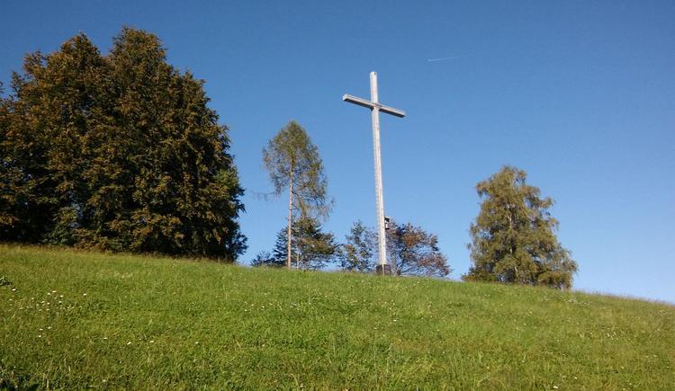 Friedenskreuz am Oberkaibling (© A. Hofmann)