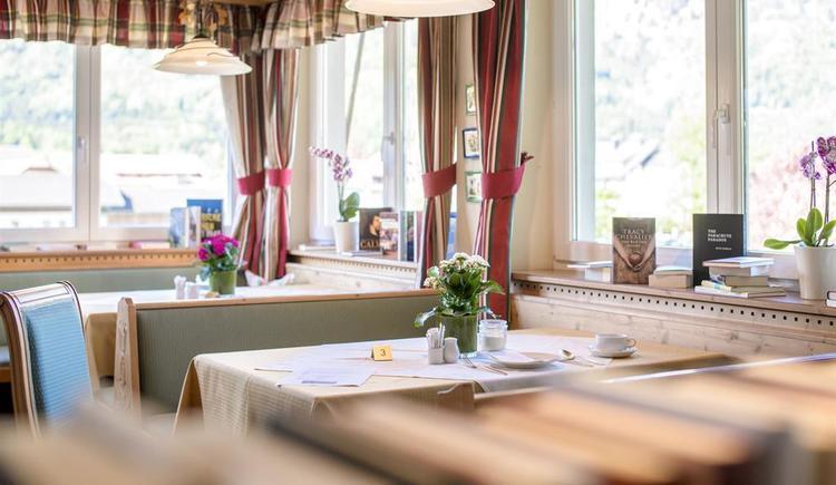 Frühstückstisch Hotel Garni Sonnleitn (© Hotel Garni Sonnleitn)