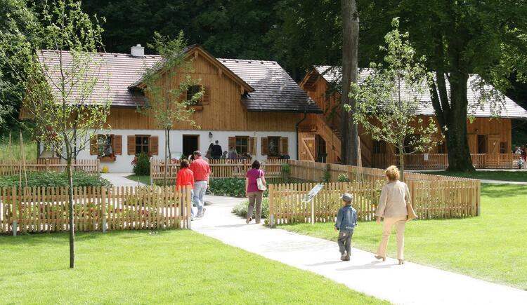 Kinderbauernhof mit Café (© Vitalwelt)