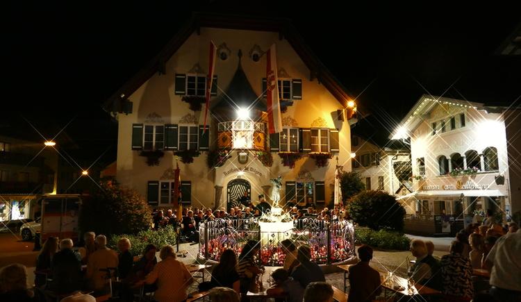 Kaiserfest am Mozartplatz (© WTG)
