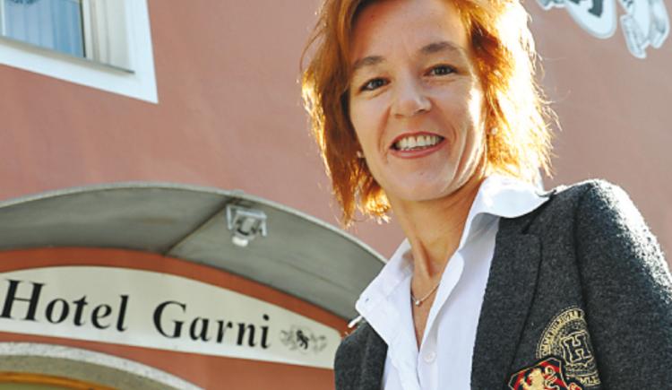 Hotel Garni, Frau Erika Weixlbaumer