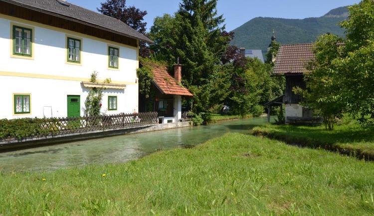 Bauernhof Steinwänd (© Sieberer)