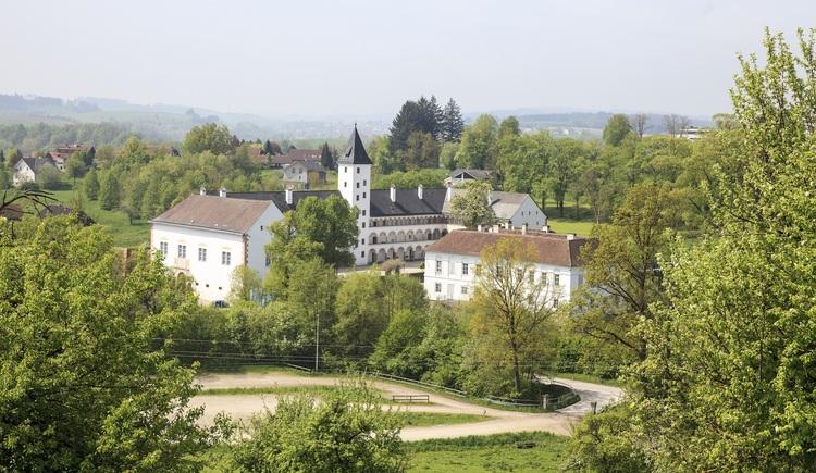 Landschloss Parz (© Tourismusverband Urlaubsregion Vitalwelt Bad Schallerbach / Mühlleitner)