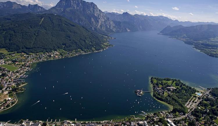 Panorama Gmunden (© MTV Ferienregion Traunsee)
