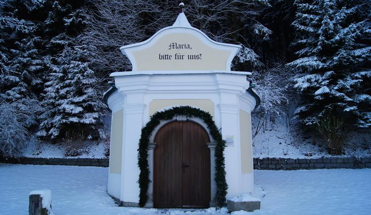 Bründlkapelle (© Marktgemeinde St. Leonhard)