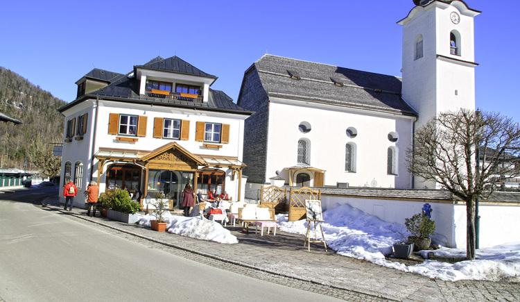 Gasthof Kirchenwirt. (© Familie Schmeisser)