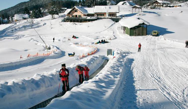Wintererlebniswelt Waldhofalm