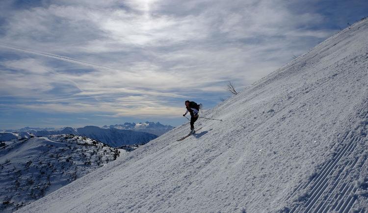 Skifahrer (© Rudolf Kirth)