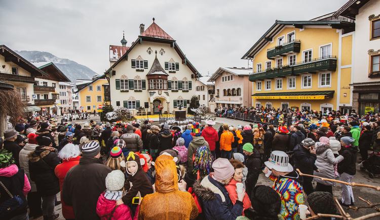 Umzug in St. Gilgen (© Faschingsgilde