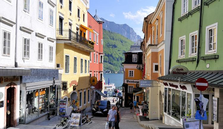 Gmunden Innenstadt (© MTV Ferienregion Traunsee)