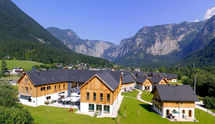 Resort Hauptgebäude. (© Resort Obertraun)