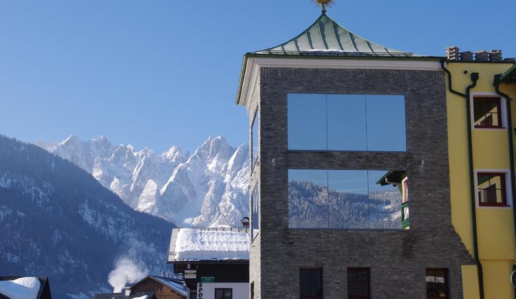 Berge, Erholung, Skivergnügen - das Hotel Sommerhof steht für feinen Winterurlaub. (© Hotel Sommerhof e. U.)