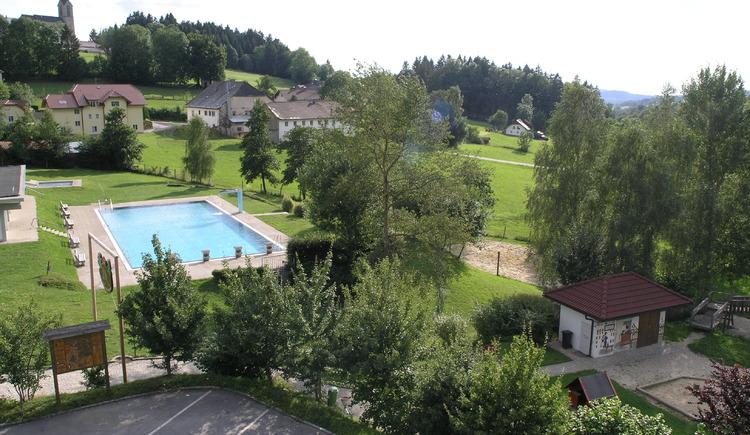 Freibad Schwarzenberg (© Gemeinde Schwarzenberg)