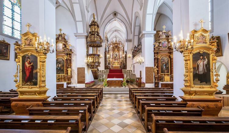 Stiftskirche (© Stift Schlägl | Erwin Wimmer)