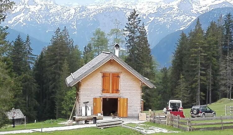 Wandern am Predigerstuhl. (© Haböck Adelheid)