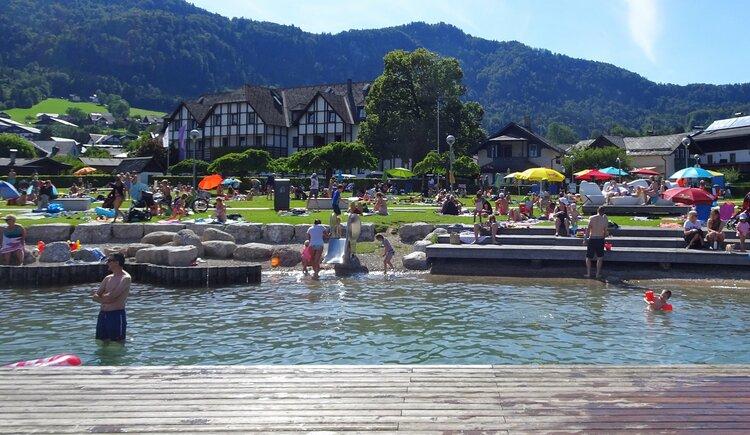 Strandbad Sankt Gilgen 3 (© w)