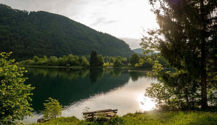 Hintersee Rundweg und Eiskapelle Faistenau Wandern in der FuschlseeRegion 14 (© Best Mountain Artists)