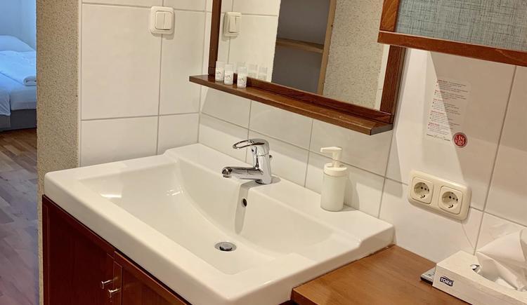 Premium Zimmer Badezimmer (© Privat)