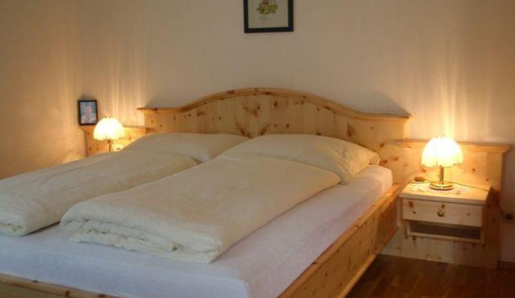 Doppel- und Familienzimmer aus Zirbenholz