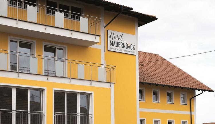 Hotel Mauernböck (© Hotel Mauernböck)