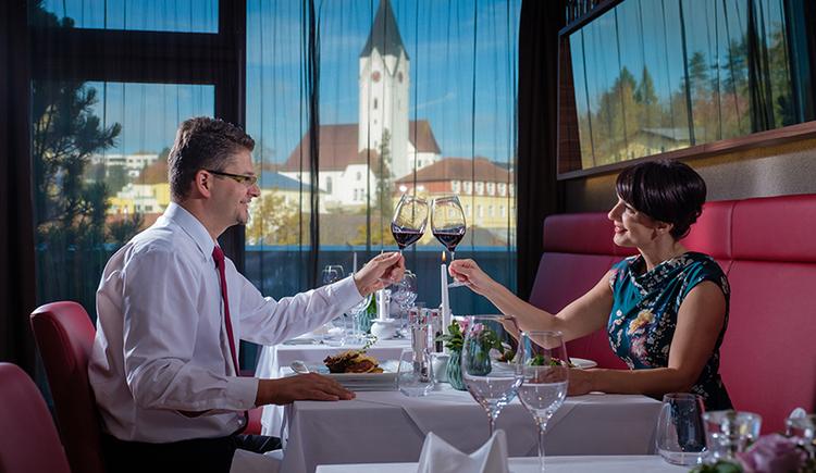 Restaurant (© Hotel Lebensquell Bad Zell)