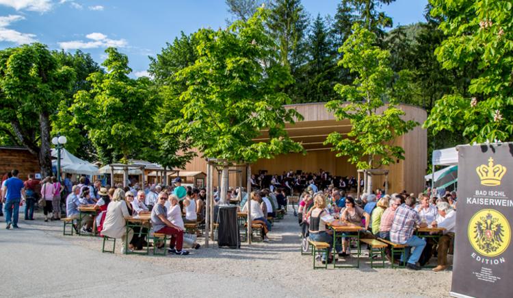k.u.k. Weindorf zu Ischl (© Lenzenweger)