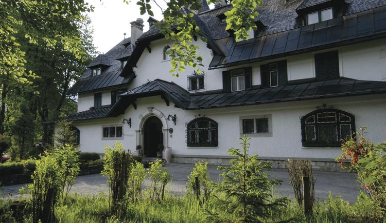 Treten Sie ein ins Landhaus Koller in Gosau. (© Landhaus Koller Gosau)