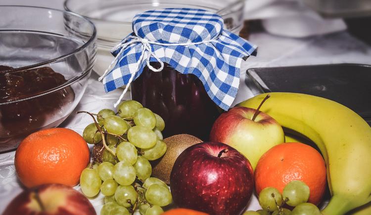 Bild vom Frühstücksbuffet. (© Luger)