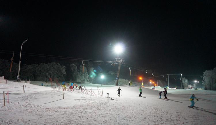 Flutlicht (© SLK)