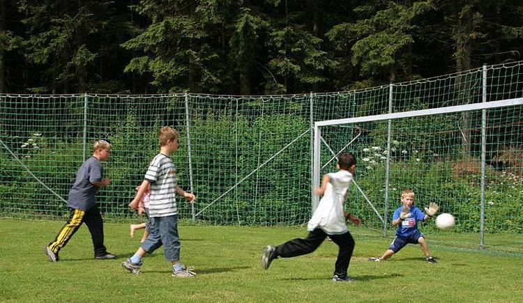 Fußballplatz (© Privat)