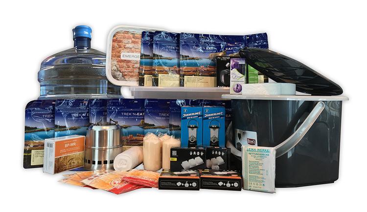 Beispiel Nahrungsmittel Krisenvorsorge Shop und Versand St. Georgen im Attergau.